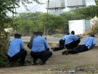 Kenya's Garissa University College Attacked by Masked Gunman