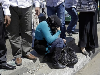 Militants Attack Church and Police in Egypt, One Policeman Dead