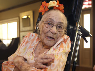 Arkansas Woman Dies at 116 After 6 Days as World's Oldest Person