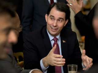Obama: Scott Walker Needs to 'Bone Up' on Foreign Policy