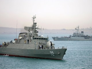 Iranian Ships Turn Back From Yemen After Standoff
