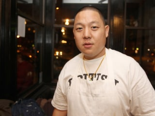 'I Don't Care': Eddie Huang On Success of 'Fresh Off the Boat'