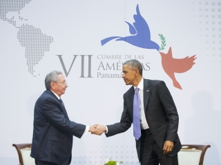 U.S. and Cuba Discuss Opening Embassies