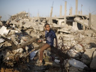 Gaza Blockade Should Be Lifted, Coalition of Aid Groups Says