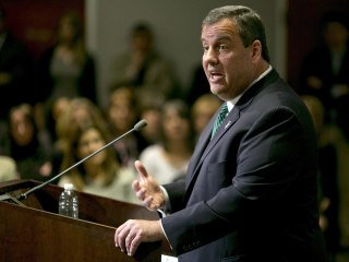 Chris Christie Sells 'Hard Truths' on Social Security Reform