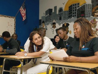 These Latinas Keep Kids In School By Helping Them Outside the Class