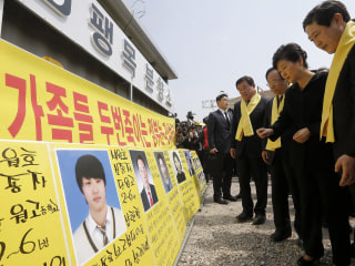 Sewol Ferry Anniversary: Fury and Grief Mark South Korea Memorials