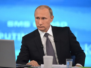 Russia's Putin: U.S. Is Acting Like Soviet Union After WWII