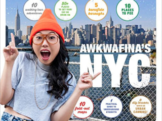 Awkwafina's Guide Book Shows the New York City You've Never Seen