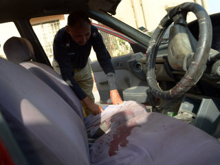 American Woman Debra Lobo Wounded in Pakistan Drive-By Shooting