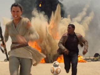 Watch the Trailer for 'Star Wars: The Force Awakens'