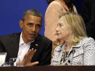 Iran Negotiations Reflect Clinton's Foreign Policy Approach and Close Alliance with Obama