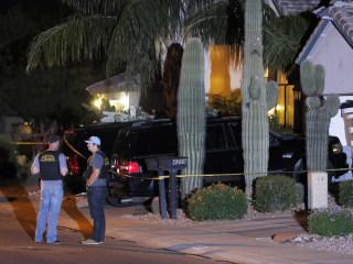 Family Dispute in Phoenix Leaves Five Dead, Police Say