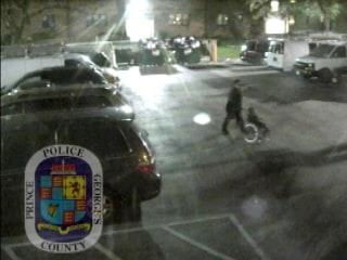 Video Shows Thief Swiping Maryland Boy's Wheelchair