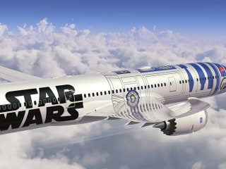 The Force Is Strong With This One: ANA Goes 'Star Wars'