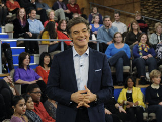 Physicians to Columbia: Dump Dr. Oz for Hawking 'Quack Treatments'