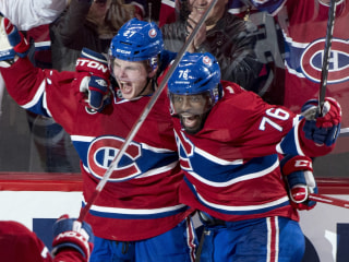 Canadiens Win in OT, Take 2-0 Series Lead Over Senators