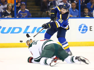 Watch Stanley Cup Playoffs Live: Wild vs. Blues