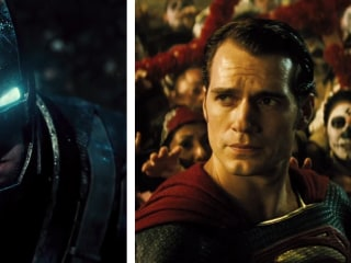 Official 'Batman v Superman' Teaser Trailer Released After Leak