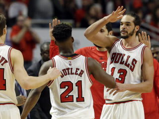 Rose, Butler Lead Bulls to First Blood Over Bucks