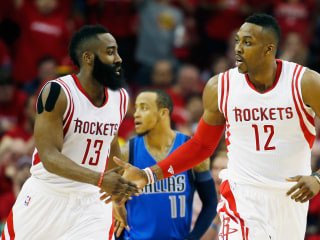 Houston Rockets Beat Dallas Mavericks in Game 1