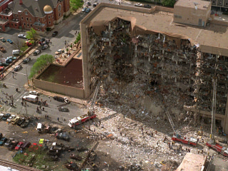 Watch Live: 20th Anniversary of the Oklahoma City Bombing