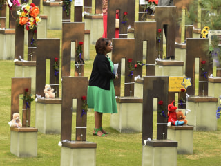 'Hope and Serenity': Oklahoma City Bombing Remembered 20 Years Later