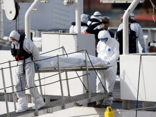 Migrant Tragedy: Rescuers Search for Survivors, Bodies in Mediterranean