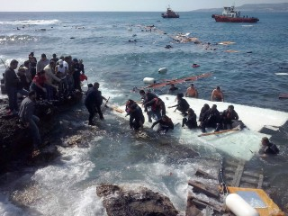 Hundreds of Migrants Lost in Desperate Mediterranean Voyages