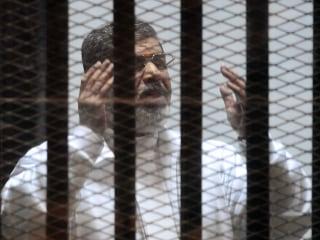 Egypt Ex-President Mohammed Morsi Jailed for 20 Years