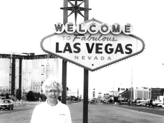 Betty Willis, Designer of 'Welcome to Fabulous Las Vegas' Sign, Dies