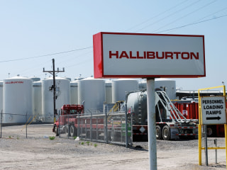 Halliburton Has Cut Workforce By 10% As Oil Prices Fall