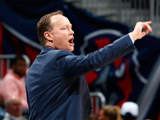 Hawks' Budenholzer Named NBA Coach of the Year