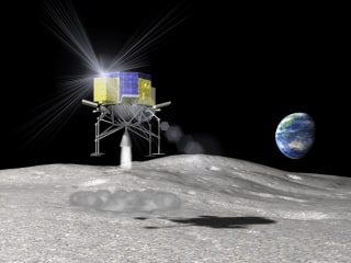 Japan Talks About Putting SLIM Robot on Moon in 2018