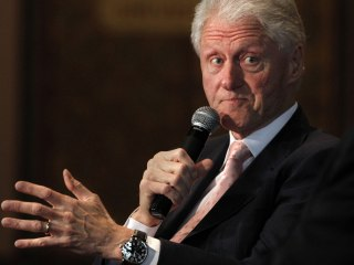 Bill Clinton Staying Mum on Hillary's Campaign