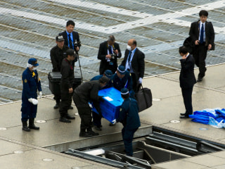 Japanese Police Arrest Man in Radioactive Drone Landing at PM's Office