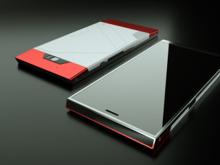 Turing Phone's Alloys and Encryption Make it Extra Strong, Extra Secure