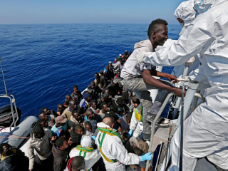 Migrant Crisis: Europe to Triple Funds for Rescues in Mediterranean