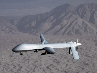U.S. Drones Defending Syrian Rebels from Al Qaeda-Affiliated Militants