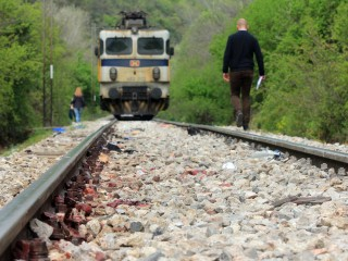 14 Migrants Killed by Nighttime Express Train in Macedonia