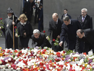 Armenian Genocide: On 100th Anniversary, Germany Becomes Latest to Use Term