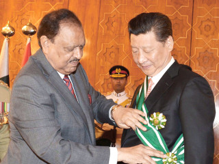 China-Pakistan Pacts Worth Billions Reveal Beijing's Ambitions