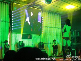Funeral Strippers Are Focus of Crackdown in China