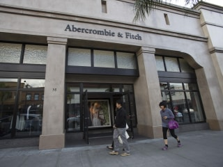 Abercrombie's New Policy Means No More Shirtless Models