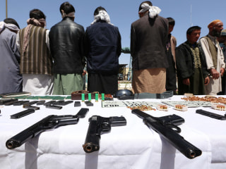 ISIS-Linked Fighters Tighten Grip in Afghanistan, Outmatch Taliban Brutality