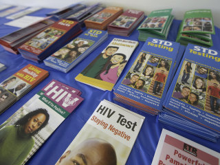 Urgent Action Needed for Indiana HIV Outbreak, CDC Says