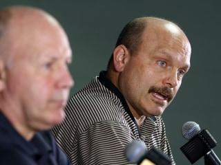 Oilers Name Peter Chiarelli GM, President of Hockey Operations