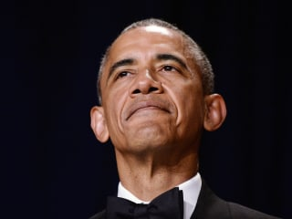 White House Correspondents' Dinner: Obama's Best Zingers