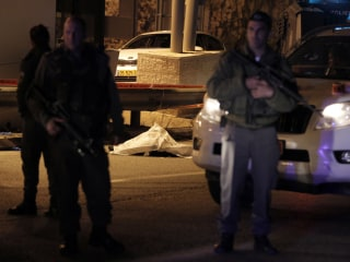 Israeli Forces Kill Two Knife-Wielding Palestinians: Cops