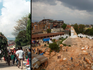 Nepal Earthquake: Shattered Historic Sites Foretell Long-Term Economic Impact